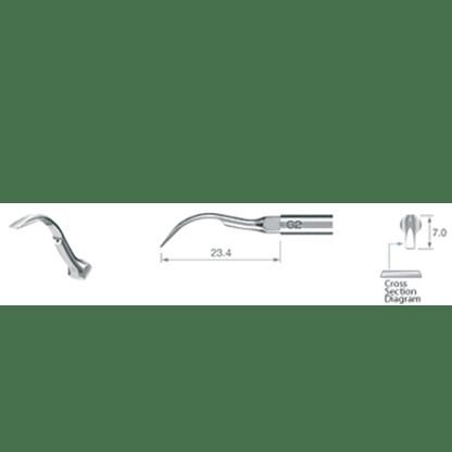 NSK Varios Ultrasonic Scaler Tip G2