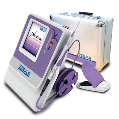 Zolar Photon Dental Diode Laser 3 Watt Complete System for Dentists