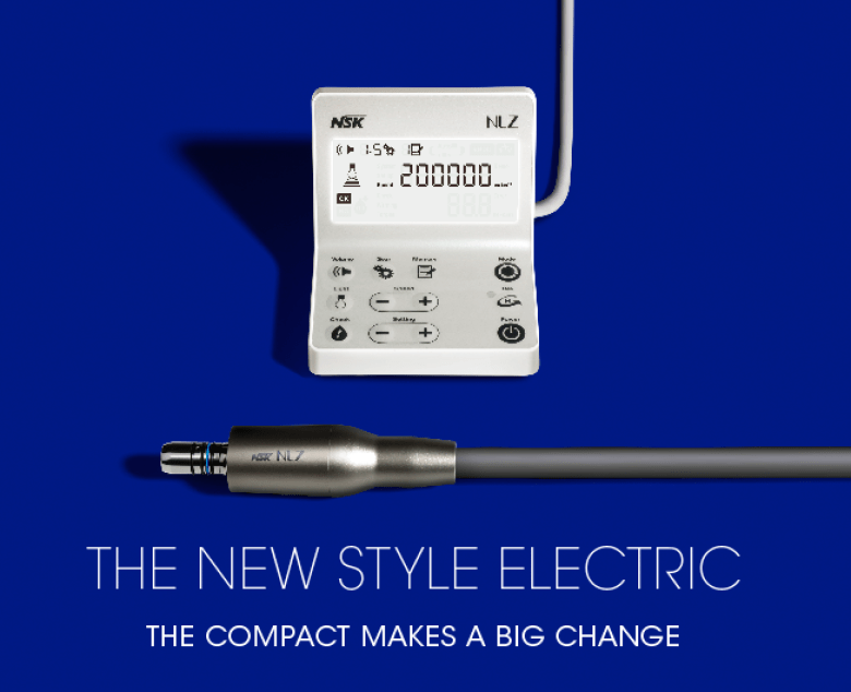 New Style of Dental Electric Motors for Handpieces