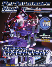 Performance Racing Industry Magazine (PRI) | Precision Filtration Products