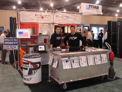 Filtration 2010 Trade Show Booth