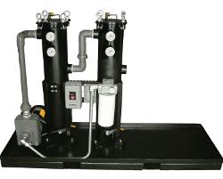 Plasma Cutter Coolant Filter Skid