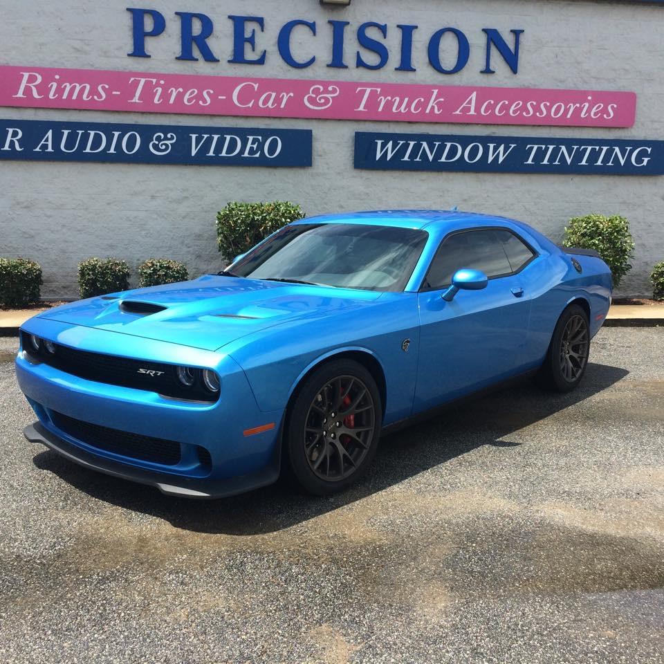 Dodge Challenger Window Tint For Bainbridge Client