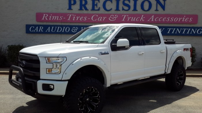 Colquitt Ford Dealership Gets 2015 F150 Fx4 Restyling