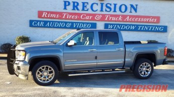 2016 GMC Sierra Ranch Hand and Line-X