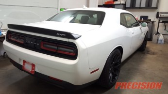 2016 Dodge Challenger Blacked Out ATR