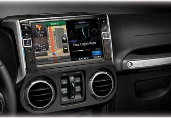 In-Dash Touchscreen Units