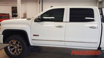 2016 GMC Sierra Truck Accessory Build