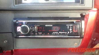 Rockford Kenwood Deck and System Tune Up For Chevy C10