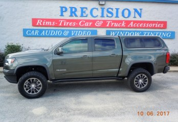 Chevy Colorado Truck Accessories
