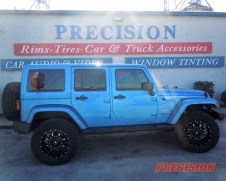 Jeep Wrangler Unlimited Wheels