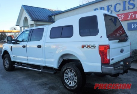 Ford F-250 Leer Truck Bed Cap