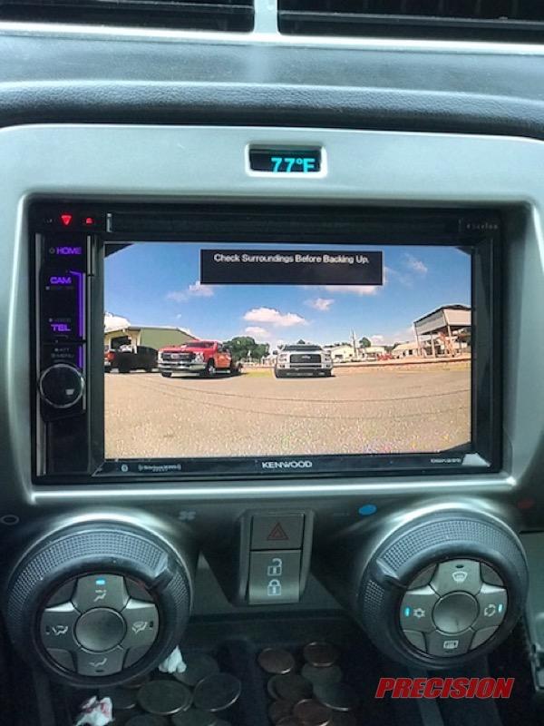Camaro Radio