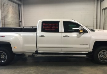 Chevy 3500 Accessories