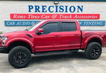 Ford F150 Raptor Wheels