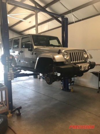 Jeep Upgrades