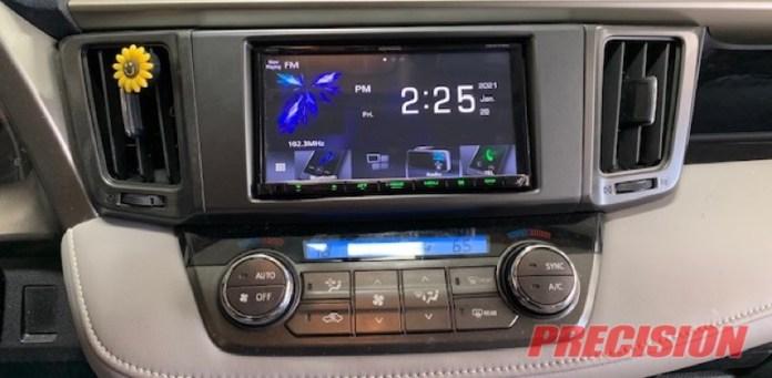 Toyota Audio
