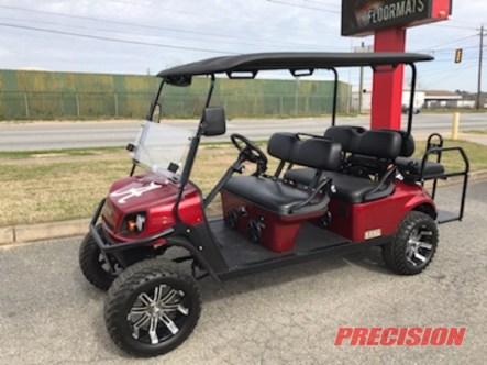 2018 E-Z-GO Golf Cart