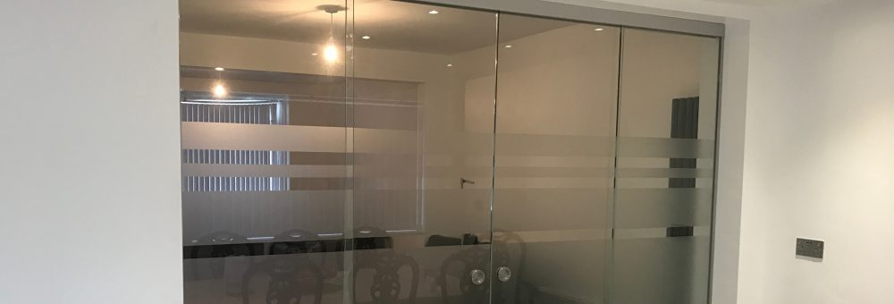 Precision Glass Ltd | frameless glass doors