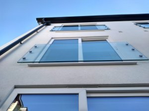 Precision Glass Ltd - Juliette Balconies