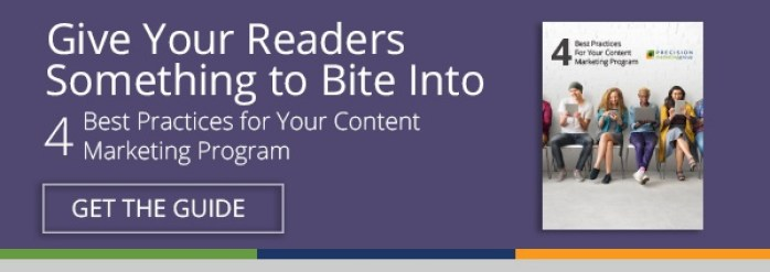 Free Download: 4 Best Practices for Your Content Marketing Program