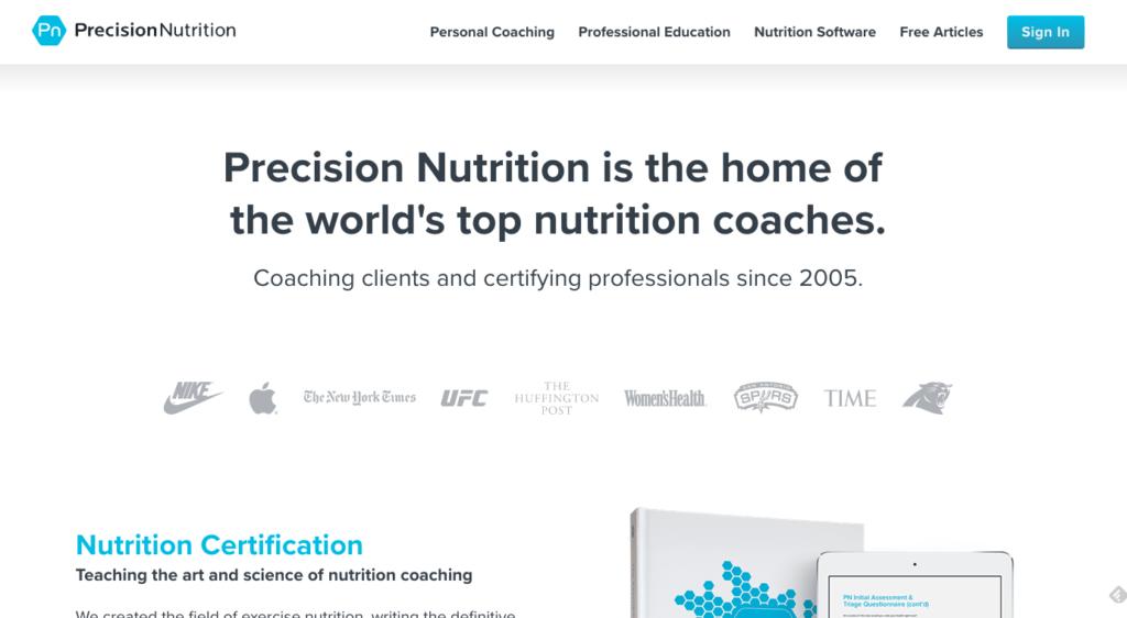 Precision Nutrition Level 2 Certification: A sneak peek into the Precision Nutrition Level 2 Master Class.