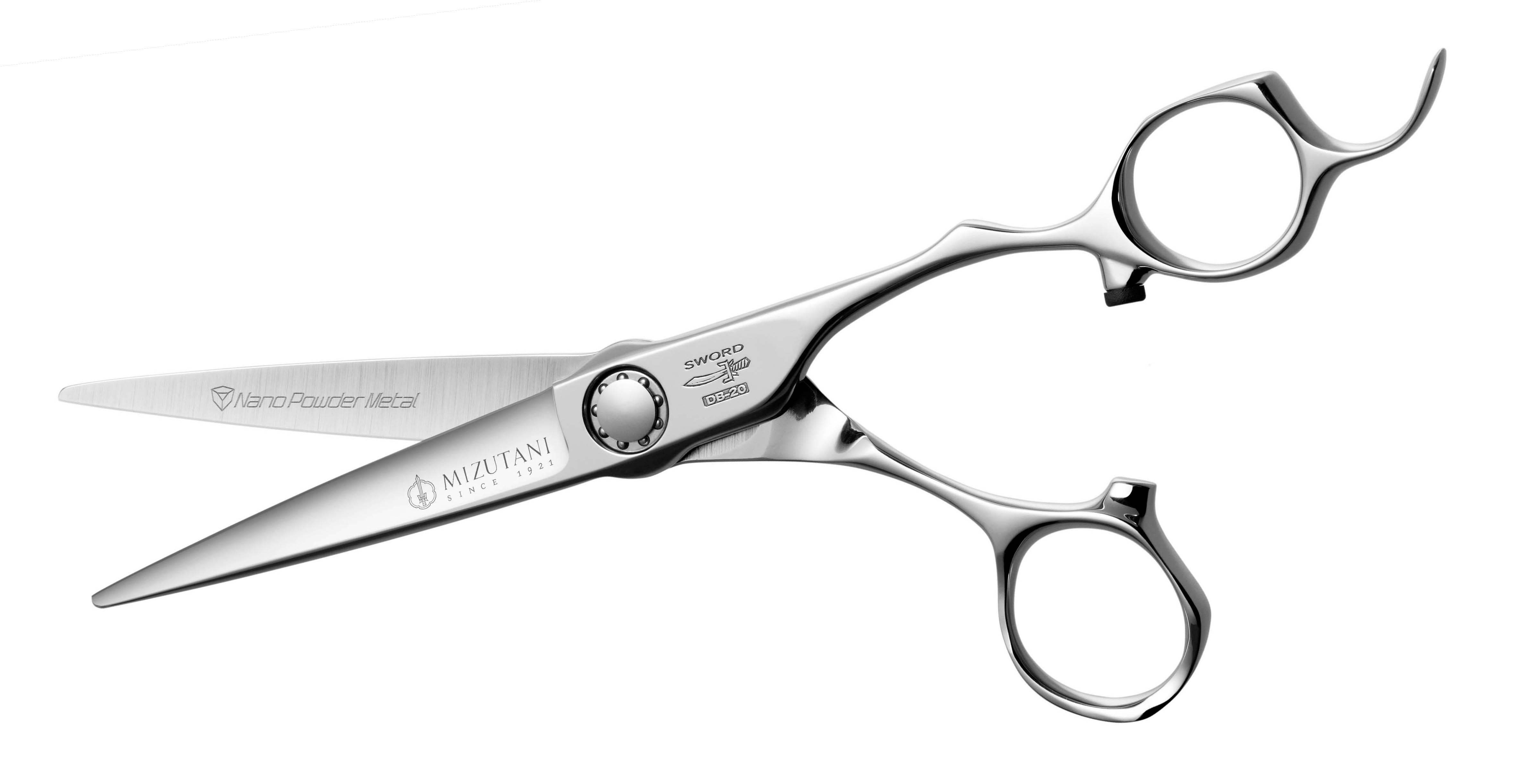 Mizutani Sword Db 20 Pro Hair Scissors