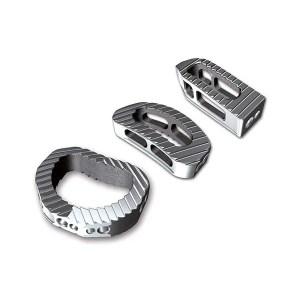 titanium cage 3D printed