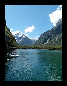 Milford Sound - Nova Zelandia  Preciso viajar
