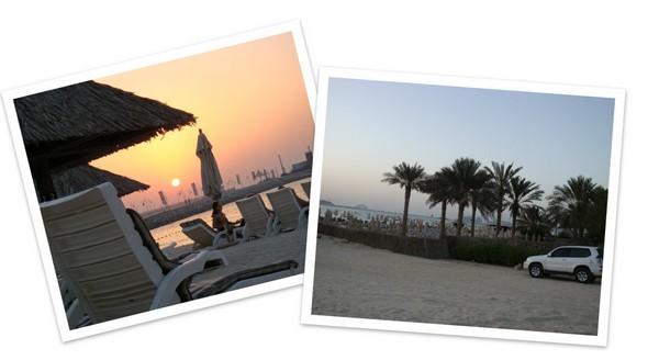 Praias de Dubai