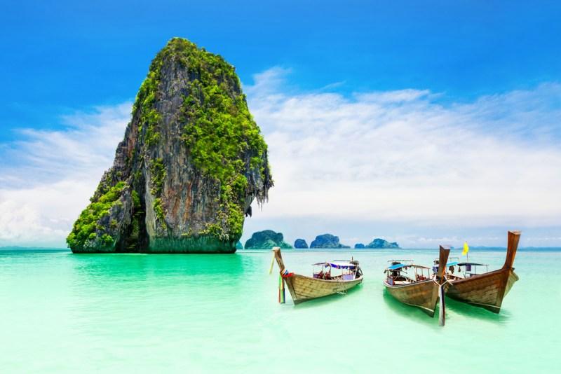 Viajar para a Tailândia