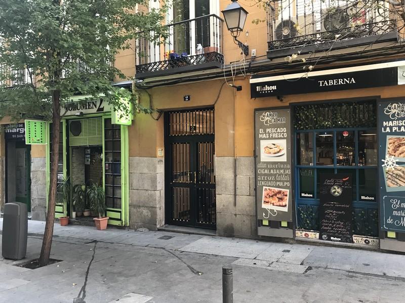 Hotel barato e central em Madri
