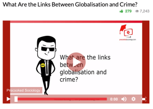 Globalisation of crime