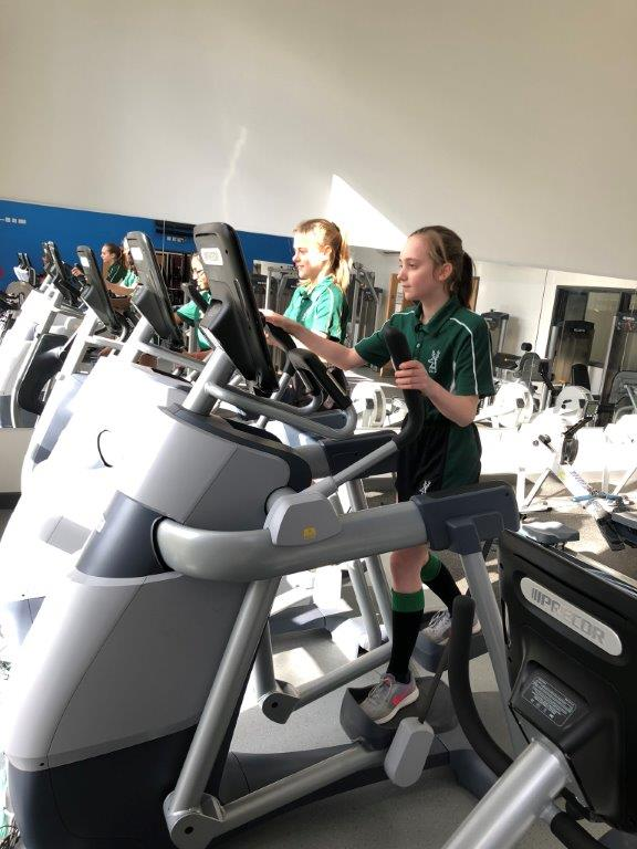 Hinchingbrooke School Precor Uk