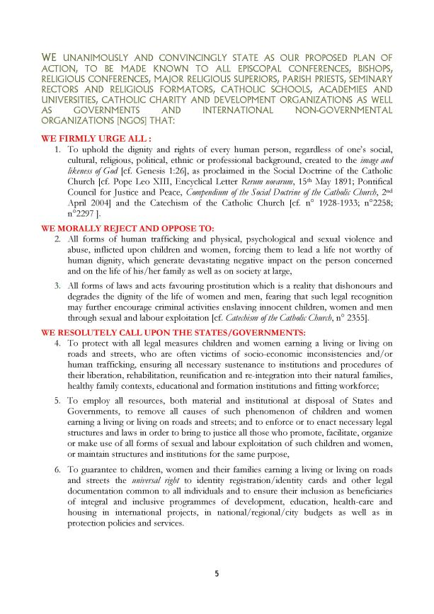 International Symposium on the Pastoral care of the Road-PLAN OF ACTION-EN-1.10.2015-1-page-005