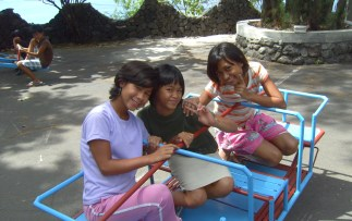 Happy Kids at Preda Girls Home