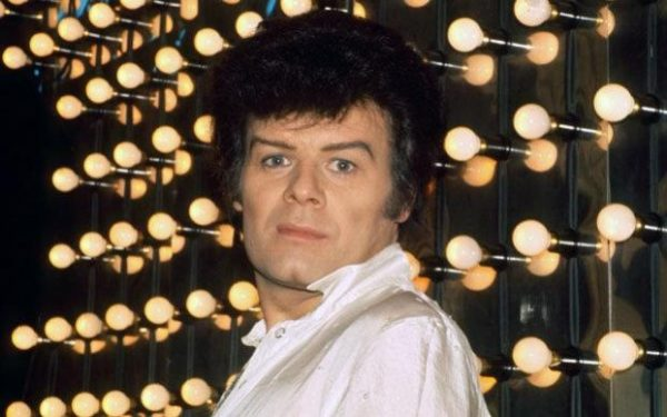 Chris Denning introduced his victims to other celebrities, including Gary Glitter (pictured) CREDIT: GETTY