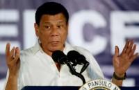 Philippine President Rodrigo Duterte © Erik de Castro / Reuters