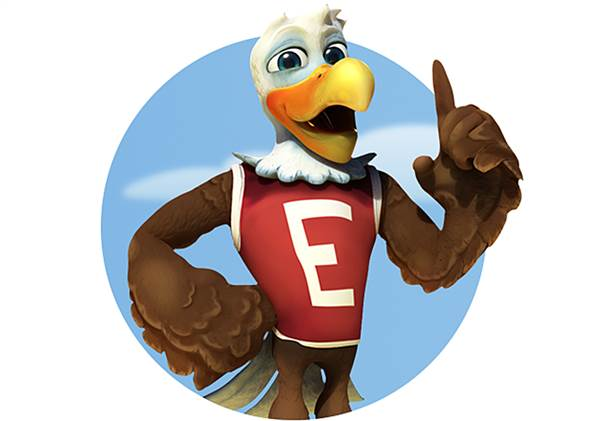 Eddie Eagle is the mascot for an NRA program that teaches gun safety to children. NRA