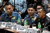Hearing on Public Safety & Dangerous Drugs particularly the Kian Lloyd delos Santos case.​ Photo by Angie de Silva/Rappler