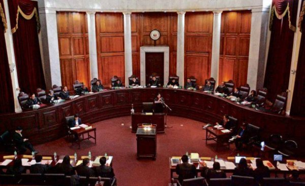 Inside the Supreme Court (File photo by LYN RILLON / Philippine Daiily Inquirer)