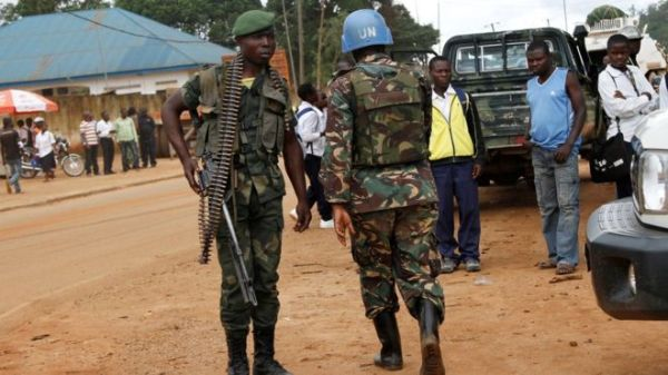 UN peacekeepers and Congolese troops face attacks from several militia groups in North Kivu