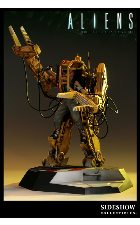 Power Loader Diorama by Sideshow Collectibles