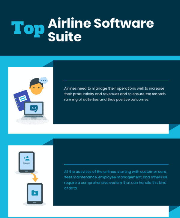 Top 9 Airline Software Suite in 2020 - Reviews, Features ...