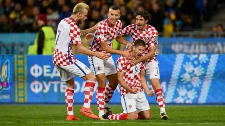 Kroasia Football Team