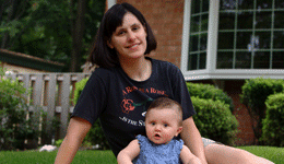 Deb and her daughter, Photo Courtesy of Discenza Family