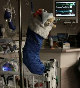 Christmas in the NICU; Reasons to Celebrate When Our Hearts Are Hurting