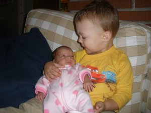 Where's My Sister? Tips on Including Siblings in Your NICU Journey