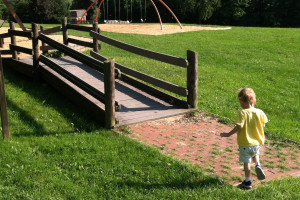 Through My Son's Eyes; Challenges of Peripheral Vision Loss