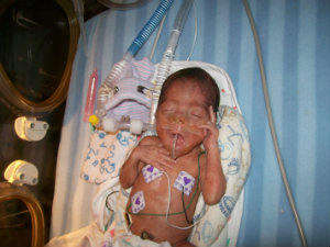 Christian in the NICU